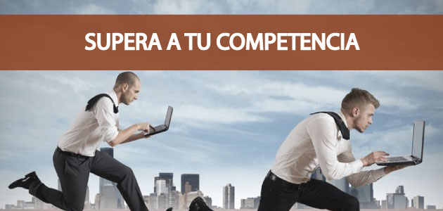 Dos competidores luchando por vender más y ser mejores.