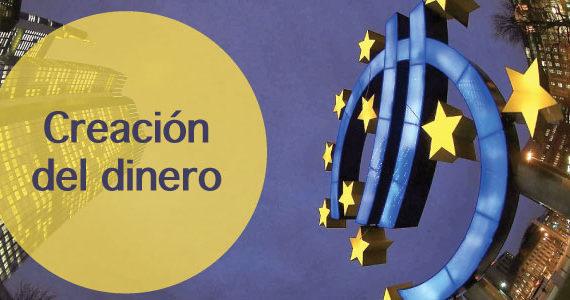 Explicamos el papel de la eurozona y del bce en la generación y distribución de los euros