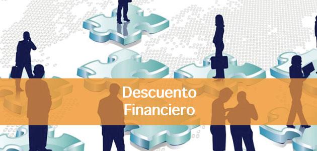 ¿Qué es el descuento financiero?