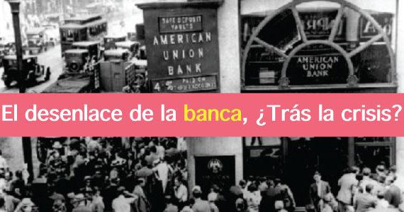 Situación de la banca española tras la crisis.