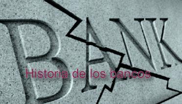 historia de los bancos
