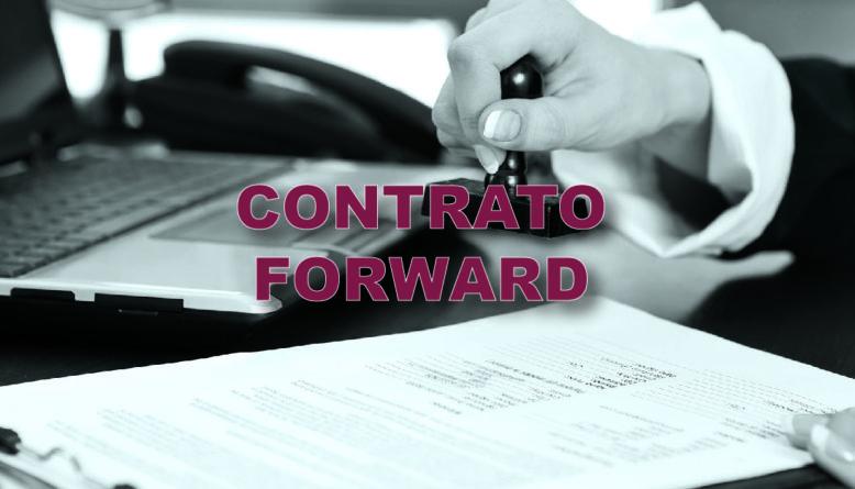 definición y características de contrato forward
