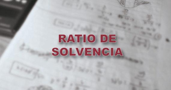 Ratio de solvencia, definición, fórmula y uso