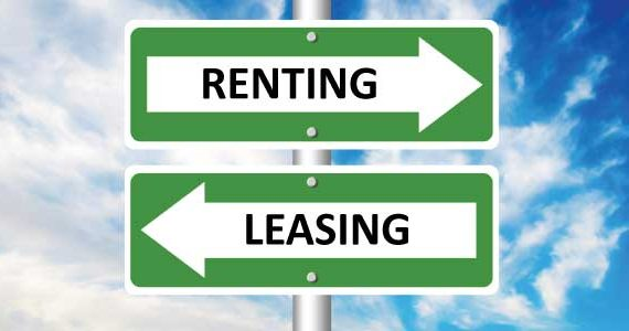 Renting vs leasing, explicación de cada uno, deferencias y similitudes